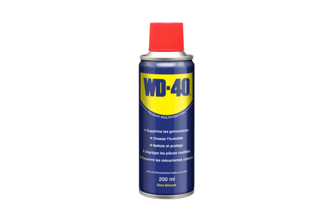 Spray huile / lubrifiant WD-40 Multifonction 100ml