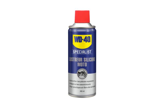 Lustreur silicone WD-40 Specialist Moto spray 400ml
